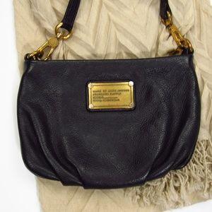 Marc Jacobs Classic Q-Percy Black Crossbody Bag